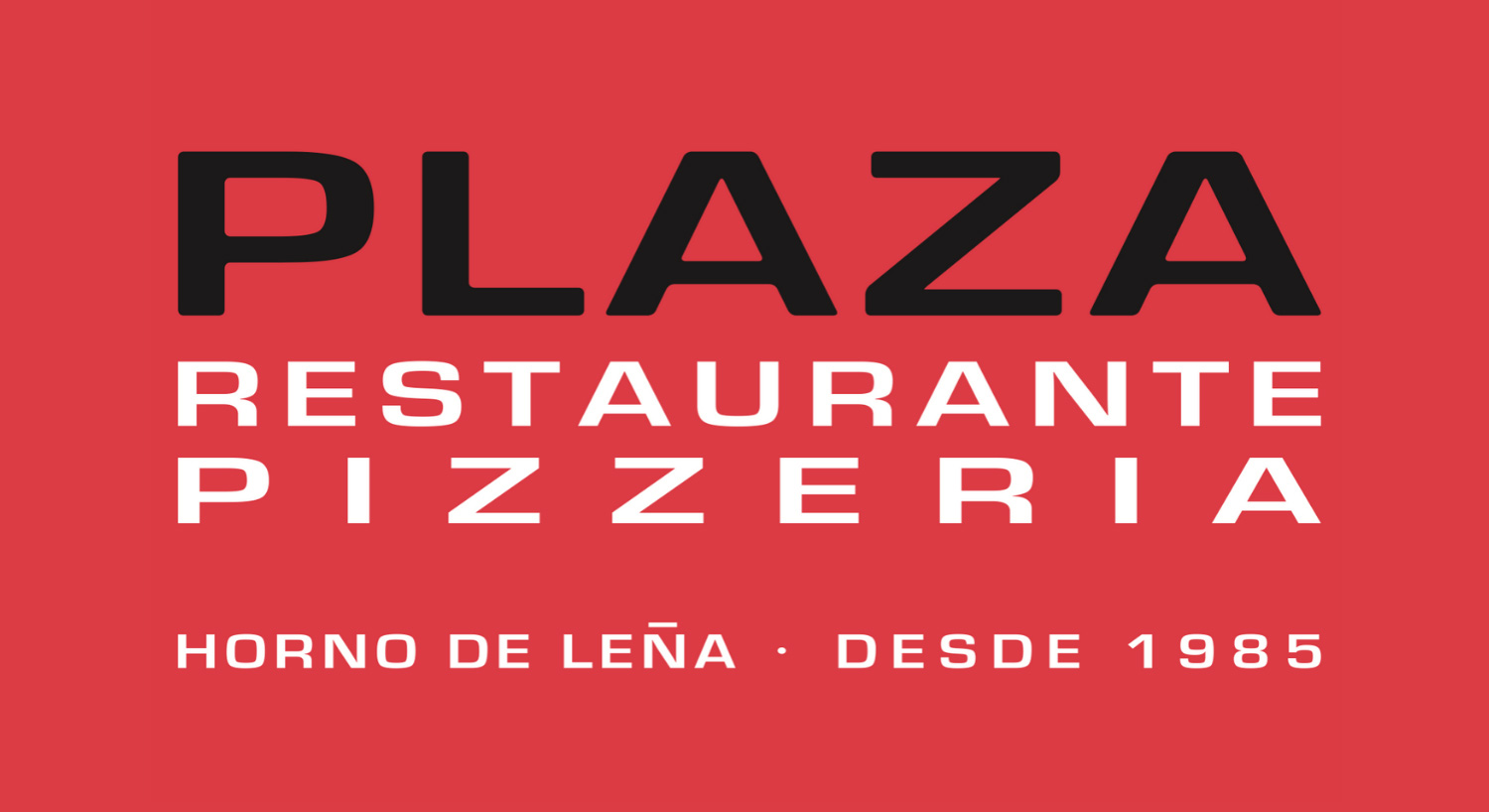 Restaurante Pizzería Plaza